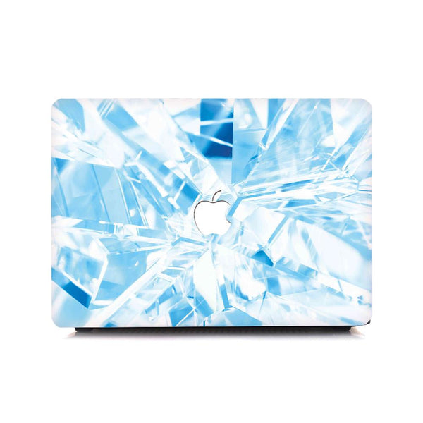 MacBook Case - Crystalline Marble