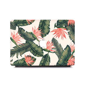 MacBook Case - Betel Nut Leaf
