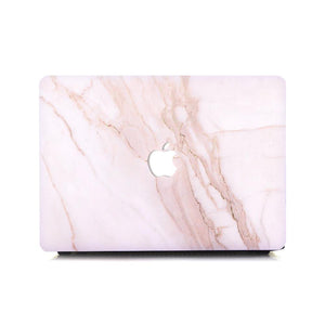 MacBook Case - Taupe Marble | For MacBook Pro & Air | Slick Case