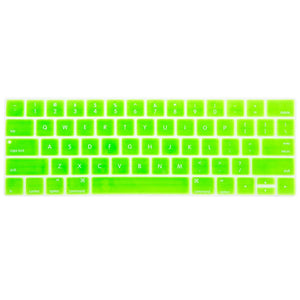 Macbook Keypad Macbook Pro 13'/15' with Touch Bar / Green Multi-Color Macbook Keypads - Green