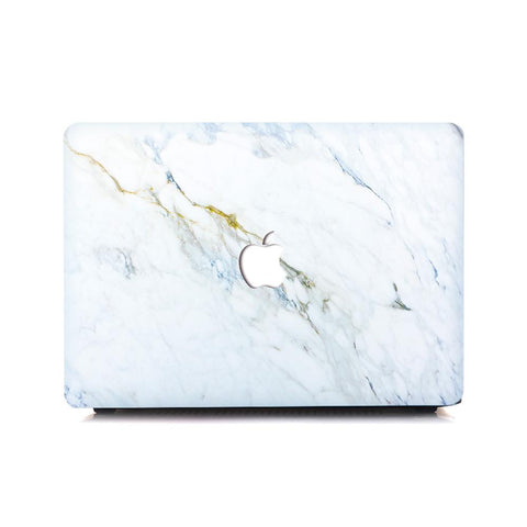 MacBook Case - Ivory Marble