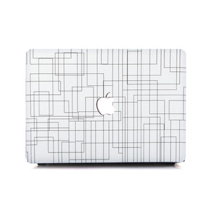 MacBook Case - White Linings - Slick Case