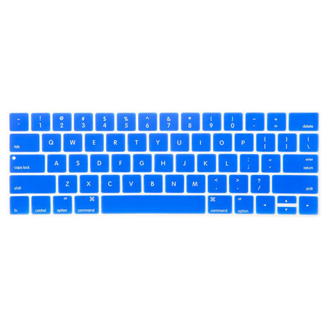 Multi-Color Macbook Keypads - Sea Blue