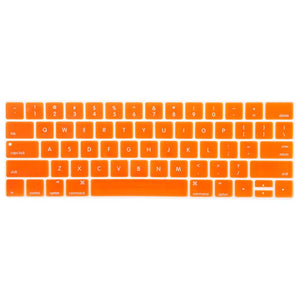 Macbook Keypad Macbook Pro 13'/15' with Touch Bar / Orange Multi-Color Macbook Keypads - Orange