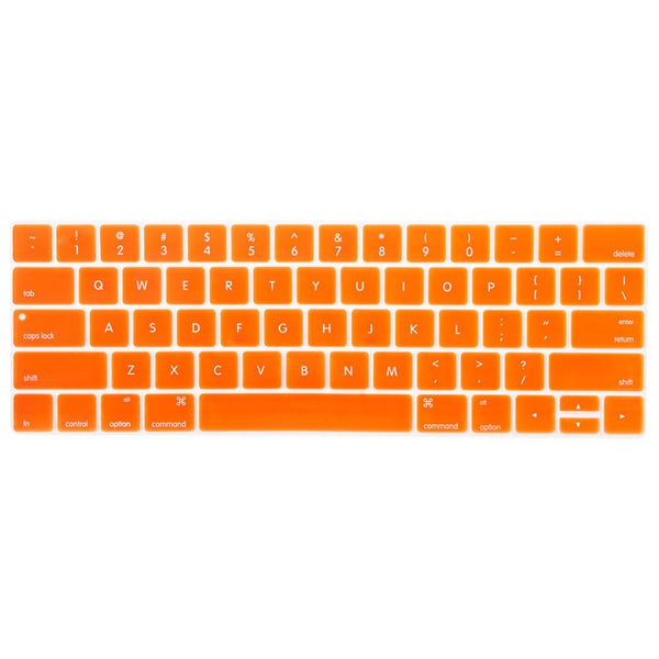 Multi-Color Macbook Keypads - Orange