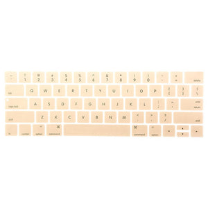 Macbook Keypad Macbook Pro 13'/15' with Touch Bar / Gold Multi-Color Macbook Keypads - Gold