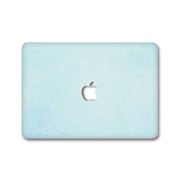 MacBook Decal - Ice Blue Mist