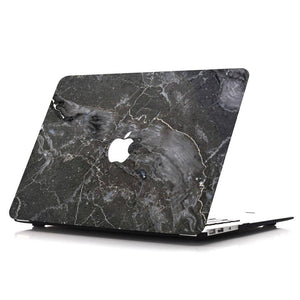 Macbook Case - Argos Black Marble | For MacBook Pro & Air | Slick Case