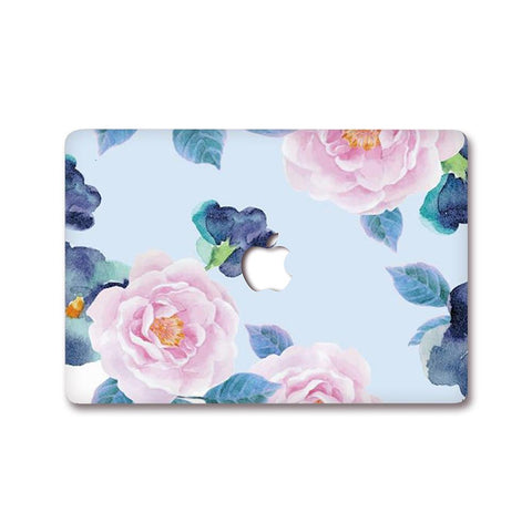 MacBook Decal - Floral Paradise