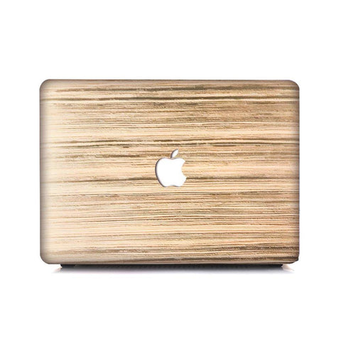 MacBook Case - Wood Stripe