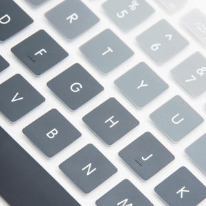 Gradient Keypad - Grey