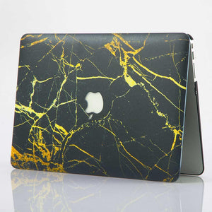 MacBook Case - Gold Digger