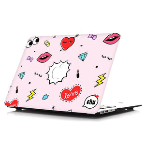 Macbook Case - I Love Chu | For MacBook Pro & Air | Slick Case