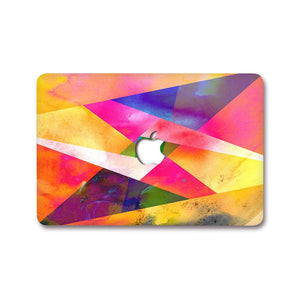 MacBook Decal - Vivid Collateral | Slick Case