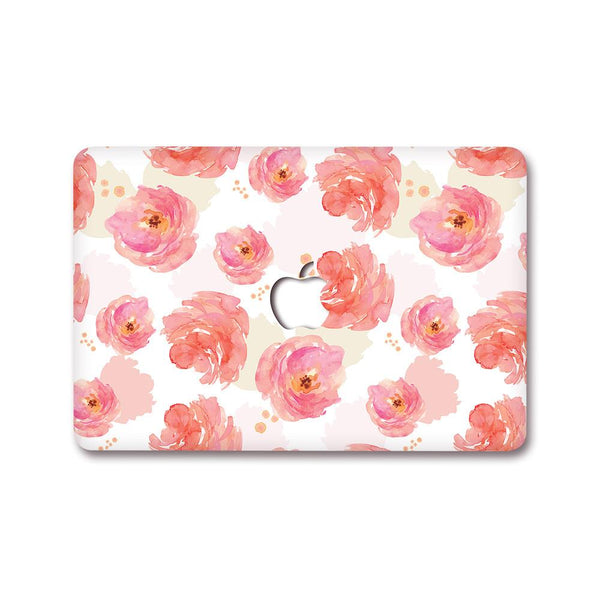 MacBook Decal - Rosaceae