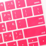 Multi-Color MacBook Keypads - Taiwanese - Pink