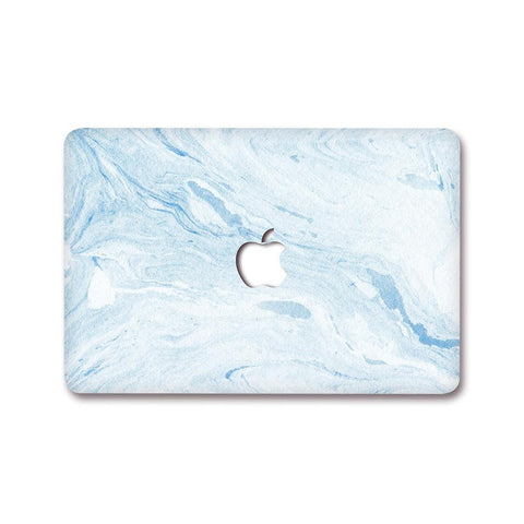 MacBook Decal - Pastel Blue