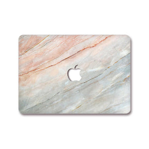 MacBook Decal - Gradient Marble | Slick Case