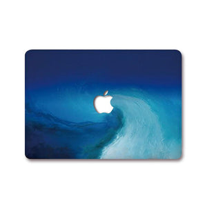 MacBook Decal - Ocean Tides | Slick Case