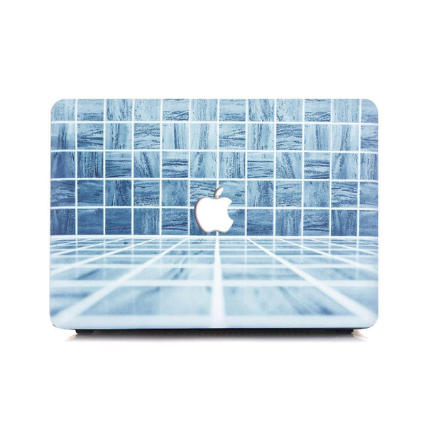 MacBook Case - Blue Dimension