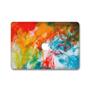 MacBook Decal - Paint Diffusion | Slick Case