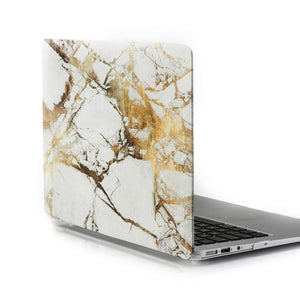 MacBook Case - Gold Marble | For MacBook Pro & Air | Slick Case