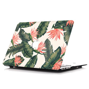 Macbook Case [A1370/A1465] MacBook Air 11' MacBook Case - Betel Nut Leaf