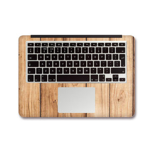 Macbook Decal [A1370/A1465] MacBook Air 11' MacBook Decal - Wood