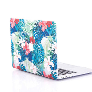 Macbook Case - Floral Safari | For MacBook Pro & Air | Slick Case