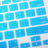 Multi-Color Macbook Keypads - Sky Blue