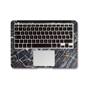 Macbook Decal [A1370/A1465] MacBook Air 11' MacBook Decal - Streak Marble