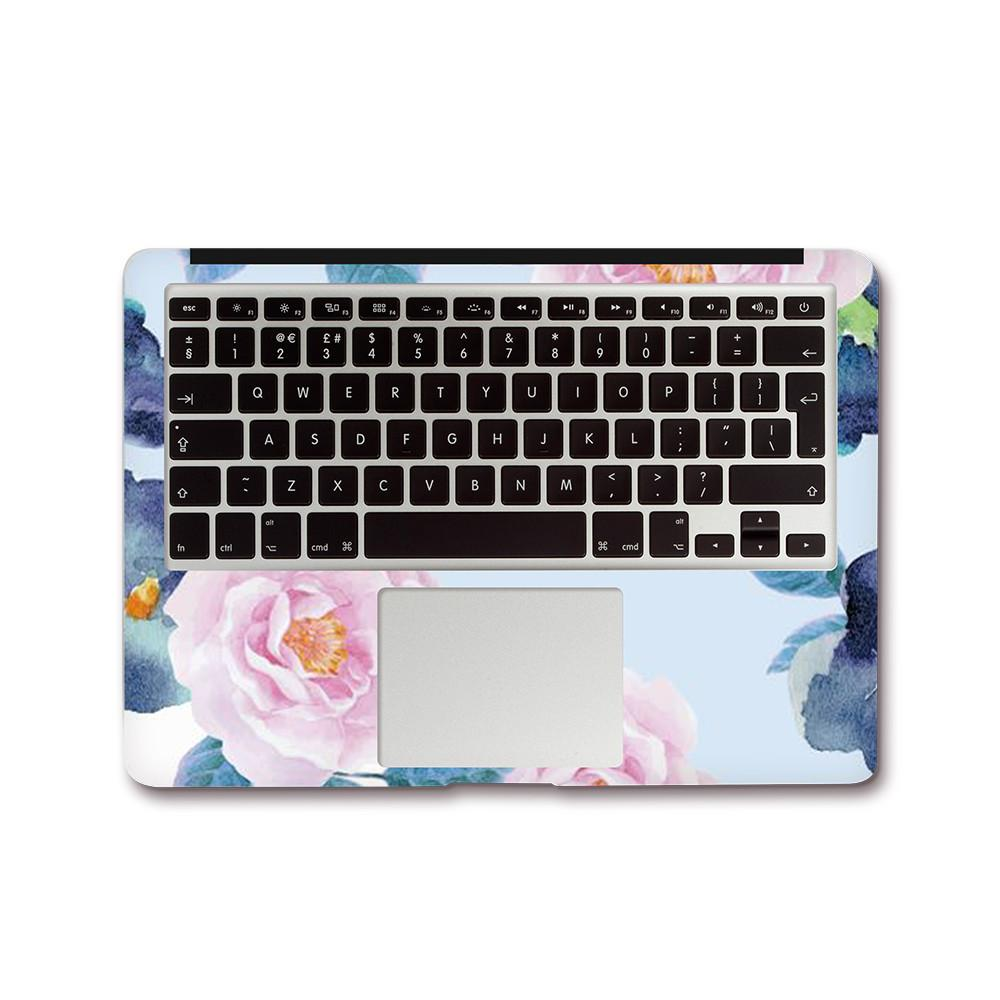 Best Macbook Decal - MacBook Decal - Floral Paradise