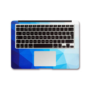 Macbook Decal [A1370/A1465] MacBook Air 11' MacBook Decal - Blue Shades