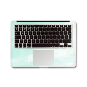 Macbook Decal [A1370/A1465] MacBook Air 11' MacBook Decal - Mint Stroke