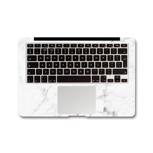 Macbook Decal [A1370/A1465] MacBook Air 11' MacBook Decal - Marmor Marble