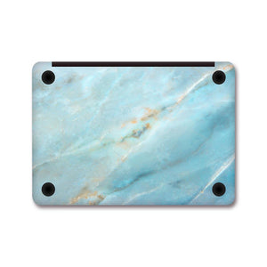 Macbook Decal [A1370/A1465] MacBook Air 11' MacBook Decal - Cobalt Marble