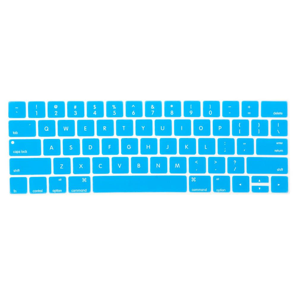 Best Macbook Keypad - Multi-Color Macbook Keypads - Sky Blue Macbook Pro 13'/15' with Touch Bar [A1706/A1989/A2159] (2016-2019) / Sky Blue