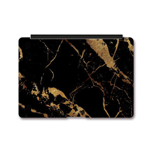 Macbook Decal [A1370/A1465] MacBook Air 11' MacBook Decal - Gold Digger Marble