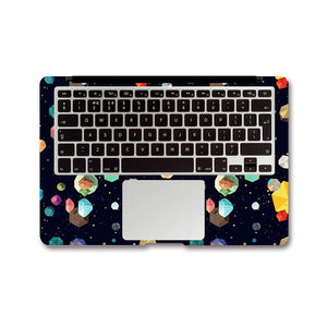 Macbook Decal [A1370/A1465] MacBook Air 11' MacBook Decal - Geometric Universe