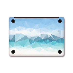 Macbook Decal [A1370/A1465] MacBook Air 11' MacBook Decal - Sapphire Prism