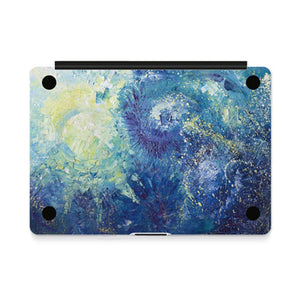MacBook Decal - Sapphire | Slick Case