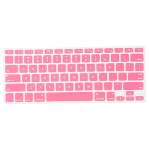 Multi-Color Macbook Keypads - Love Pink - Slick Case