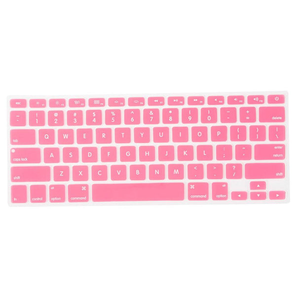 Multi-Color Macbook Keypads - Love Pink
