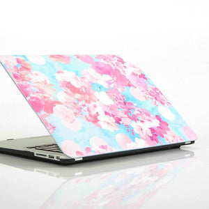 MacBook Case Protective Screen Package - Sakura Blossoms - Slick Case
