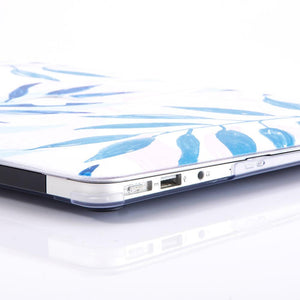 MacBook Case - Palm Leaves