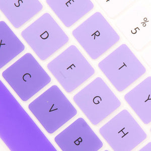 Gradient Keypad - Purple - Slick Case