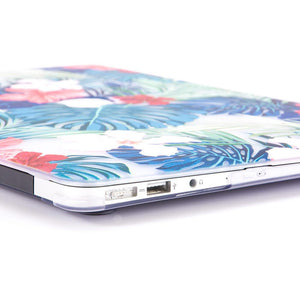 Macbook Case [A1370/A1465] MacBook Air 11' Macbook Case - Floral Safari
