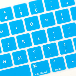 Macbook Keypad Macbook Air 11' [A1370/A1465] / Sky Blue Multi-Color Macbook Keypads - Sky Blue