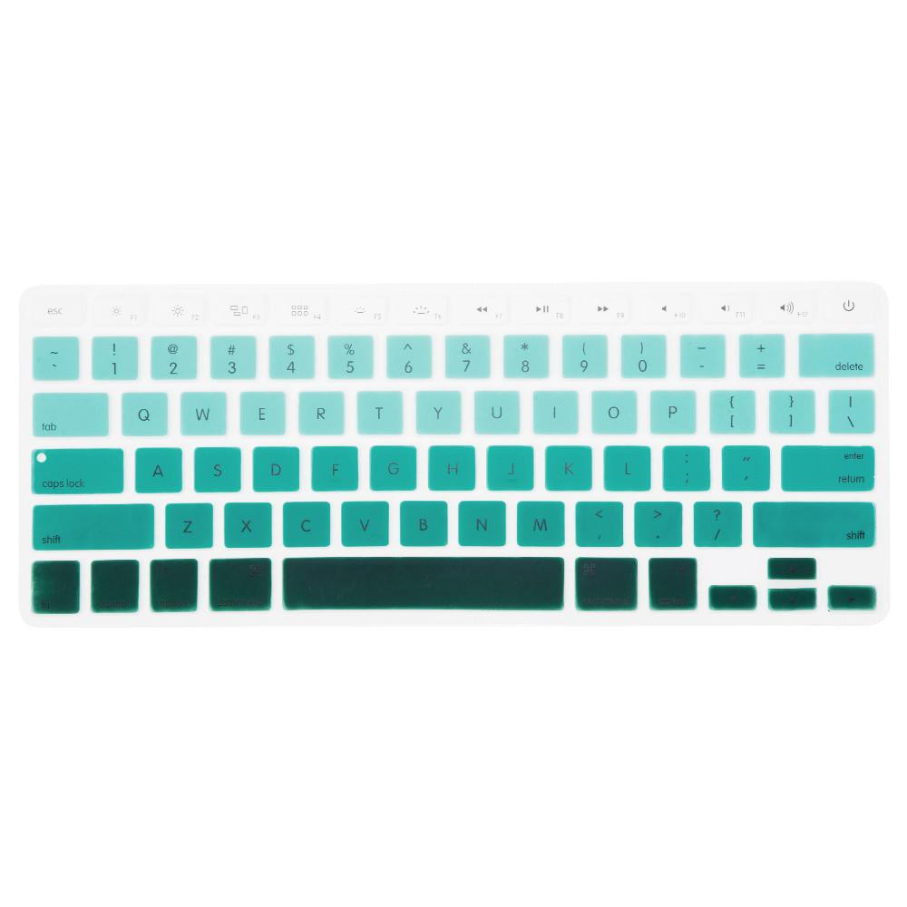 Best Macbook Keypad - Gradient Keypad - Turquoise Blue