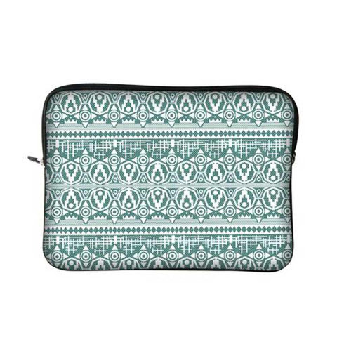 MacBook Sleeve - Mint Decor